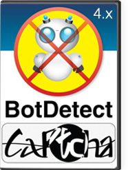 BotDetect CAPTCHA Box