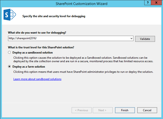 How to Use the BotDetect CAPTCHA Feature in SharePoint 2016 WebParts